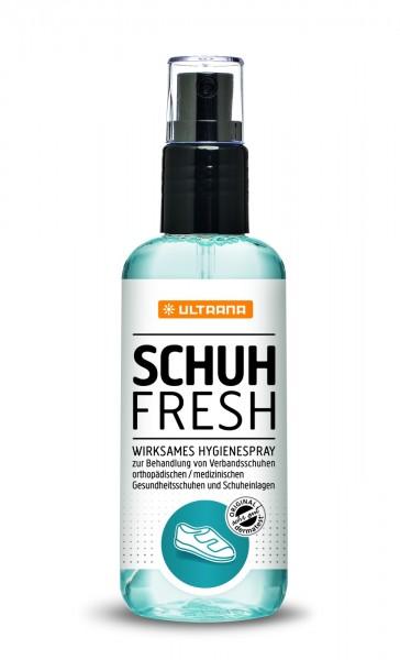 Ultana SchuhFresh Hygienespray